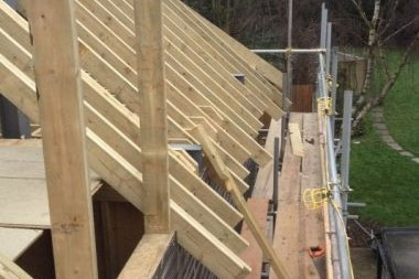 Johnsons Home Building Roof Tiling