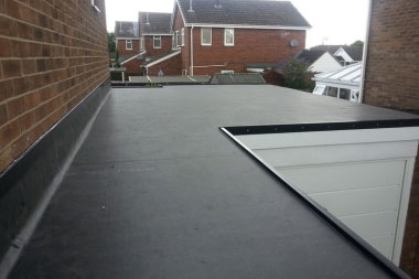 rubber roofing services bromley